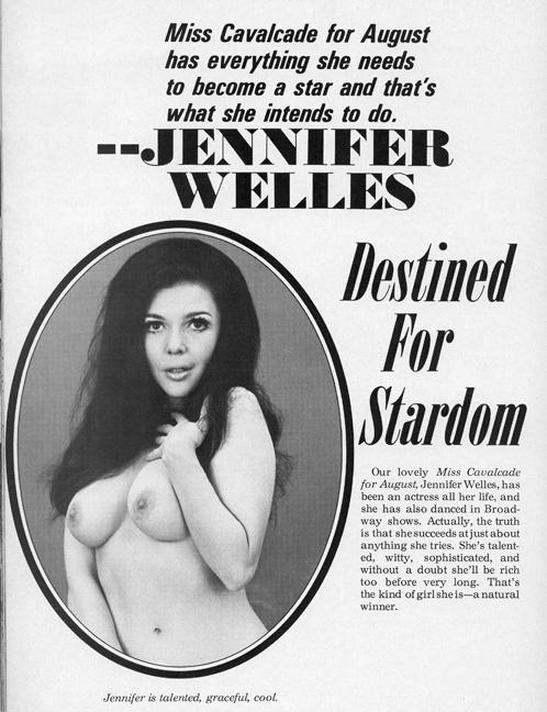 jennifer porn star welles Jan 2015  Jennifer Welles is a former American stripper and porn star.