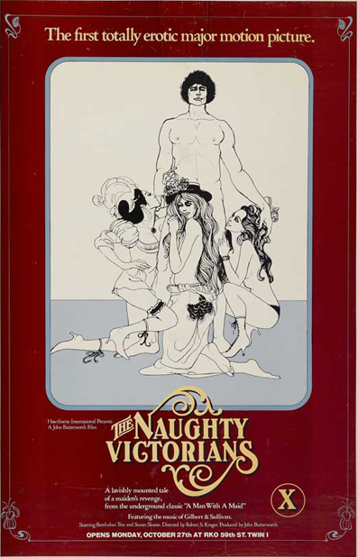 The Naughty Victorians (1975)<br>Podcast 09