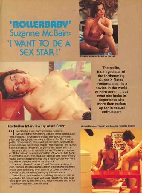 Susan McBain
