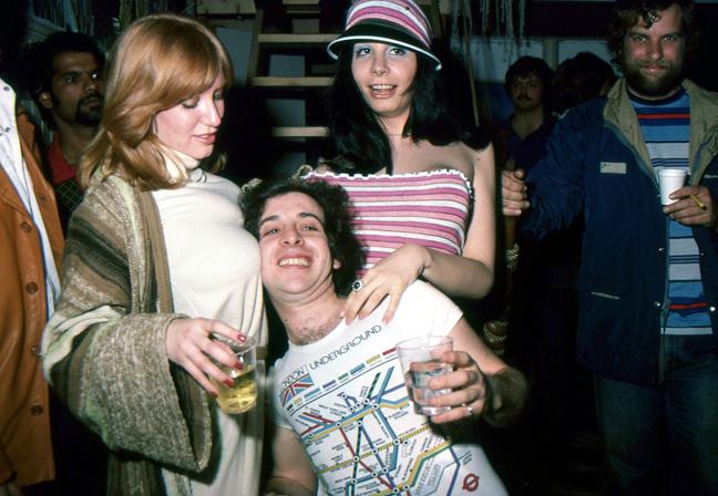 Jill Monroe, Jack Monro and Cheri Bomb