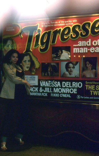 Jill Monroe, Tigress