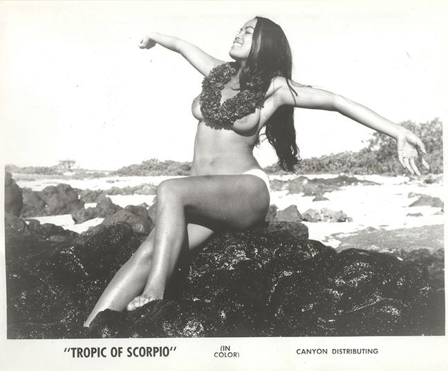 Tropic of Scorpio