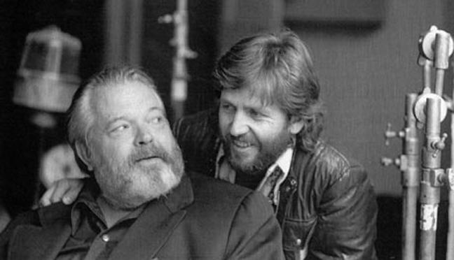 Orson Welles, Gary Graver