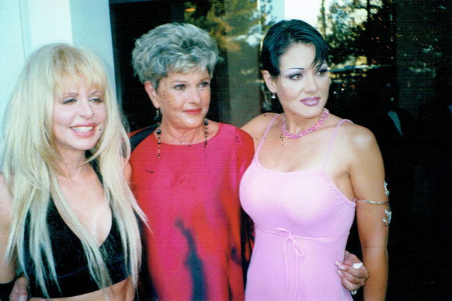 Gloria Leonard, Jeanna Fine