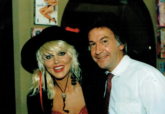 Peter Davy, Sharon Kane