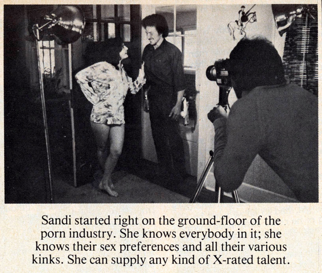 Sandi Foxx