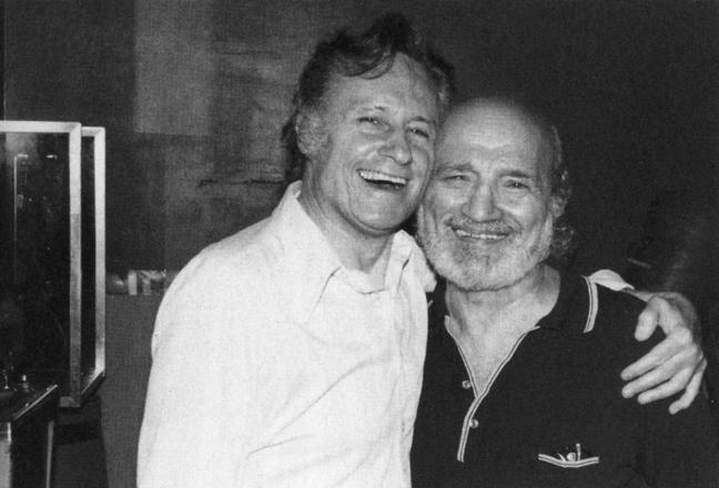 Bob Anthony and Manny Rosen