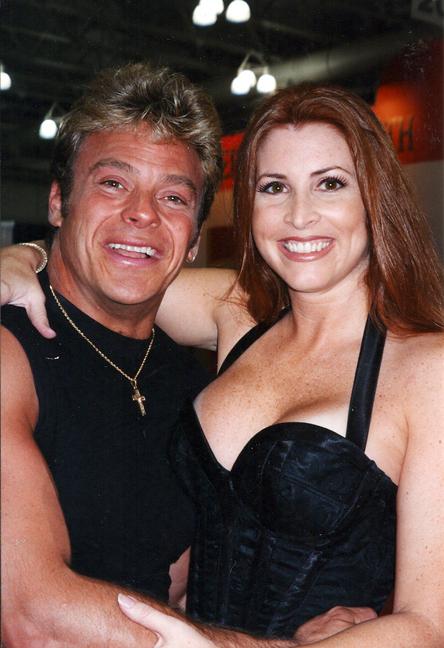 Jerry Butler, Shanna McCullough