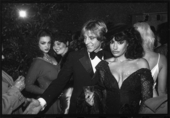 Sue Nero, Samantha Fox, Marc Stevens, Vanessa Del Rio