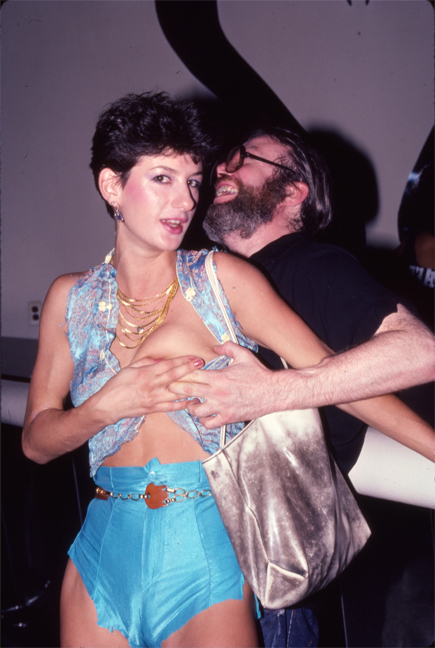 Sharon Mitchell, Peter Wolff