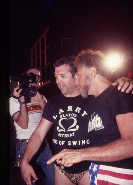 Larry Levenson, Al Goldstein