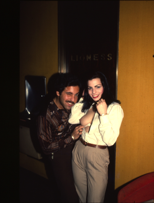 Ron Jeremy, Marilyn Gee
