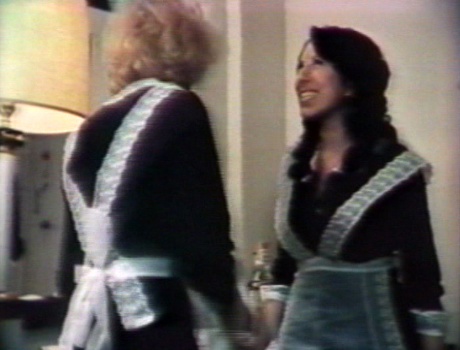 Nancy Dare and Annie Sprinkle