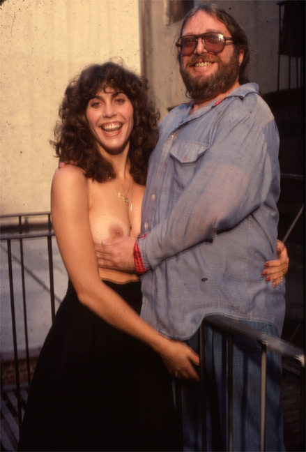 Gail Palmer, Peter Wolff