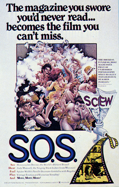 SOS - Screw on the Screen