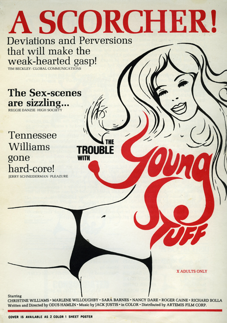 Marlene Willoughby, The Trouble With Young Stuff