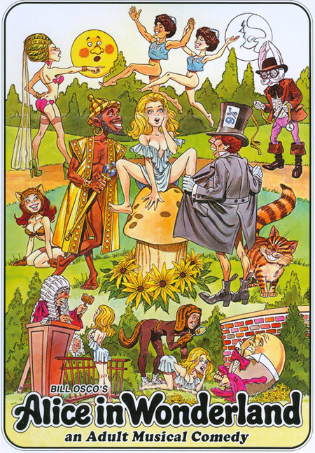 &#8216;Alice in Wonderland&#8217; (1976): <br />What really happened?