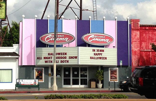 Beverly Cinema, Howard Ziehm, Bill Osco