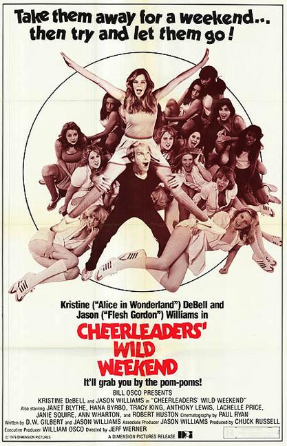 Cheerleaders Wild Weekend