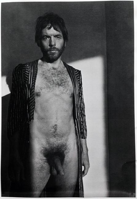 Spalding Gray – At Show World, New York (1977)