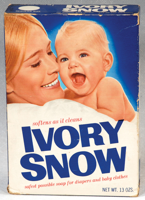 Ivory Snow, Marilyn Chambers