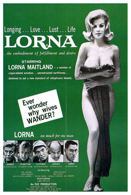 Lorna, Russ Meyer