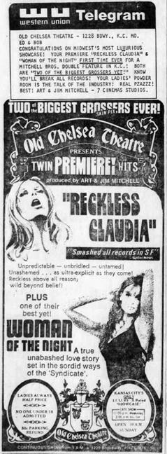 Reckless Claudia