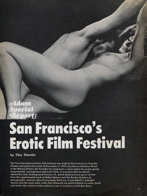 Erotic Film Fesitval