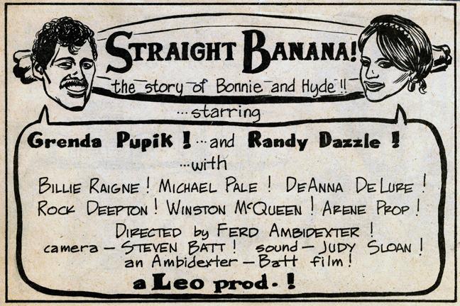 Straight Banana