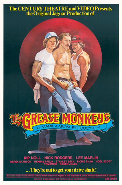 Robin Bougie, Grease Monkeys