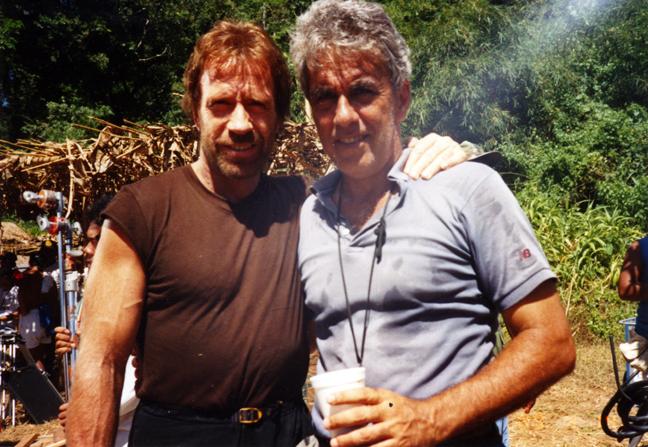João Fernandes, Chuck Norris