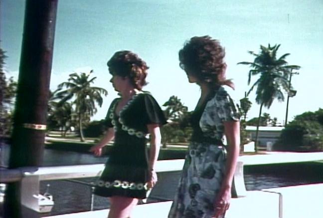 Dolly Sharp, Linda Lovelace