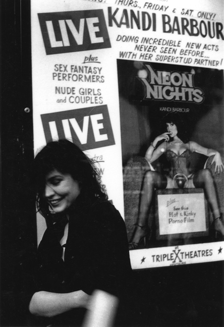 Vivienne Maricevic: <br />Times Square 1980s – Sex, Porn &#038; Burlesk