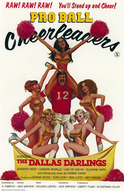 Pro-Ball Cheerleaders