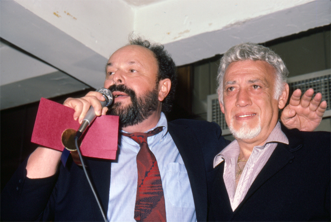 Anthony Spinelli, Gerard Damiano