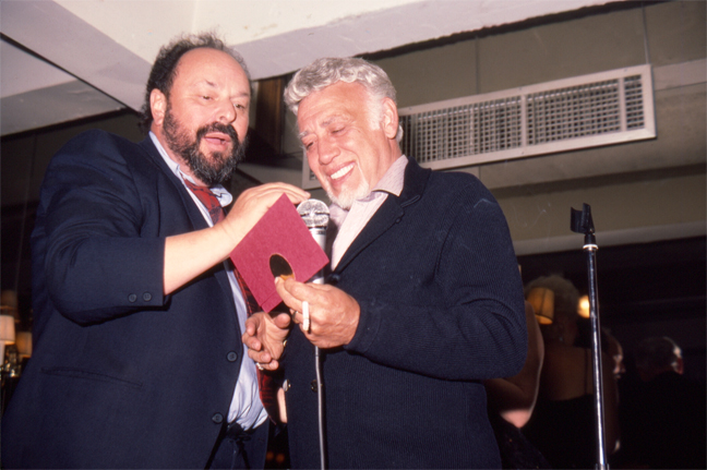 Sam Weston, Gerard Damiano