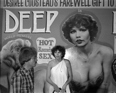 Happy Summer <br /> Desiree Cousteau &#8211; &#8216;Deep Rub&#8217; (1979) event