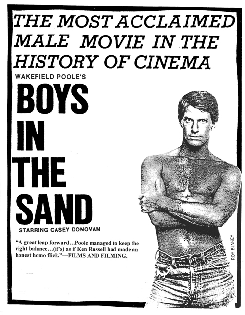 Adult Film Locations 7: <br />&#8216;Boys In The Sand&#8217; (1971)