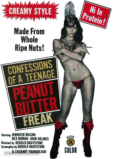 Confessions of a Peanut Butter Freak