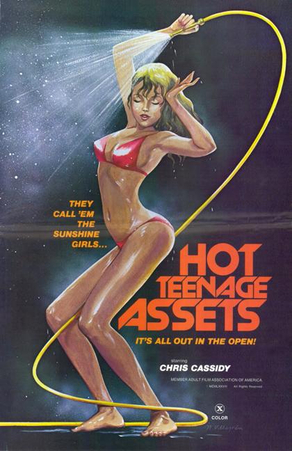 Hot Teenage Assets