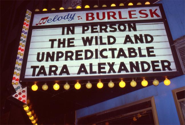 Tara Alexander