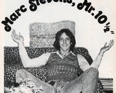 Marc Stevens: 'Mr. 10 ½' – The Wild Life and Tragic Fall of the New York Porno Party King – Part 1