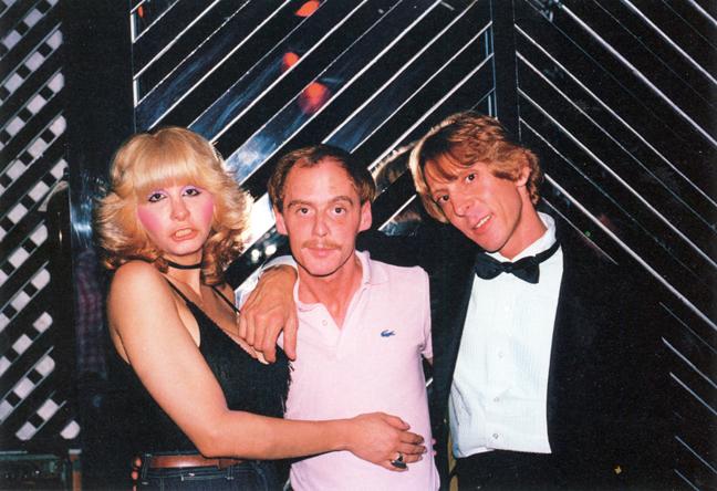 Jill Monroe, Gary Lee Boas, Marc Stevens
