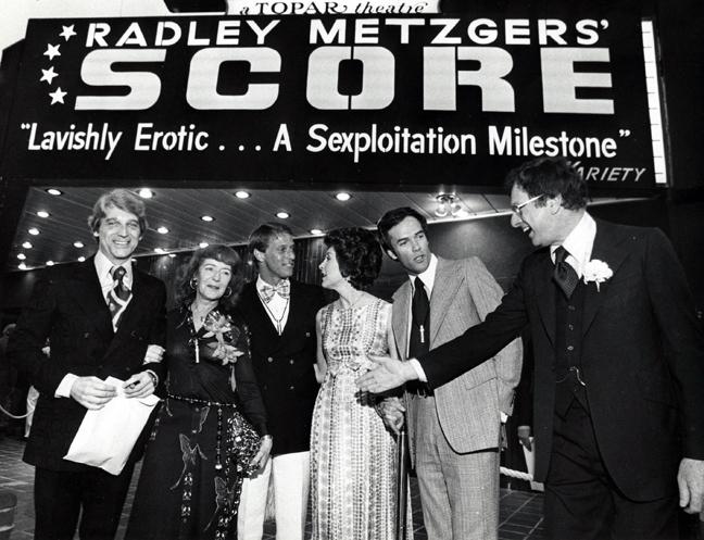 Radley Metzger's 'Score' (1974): Behind the Scenes