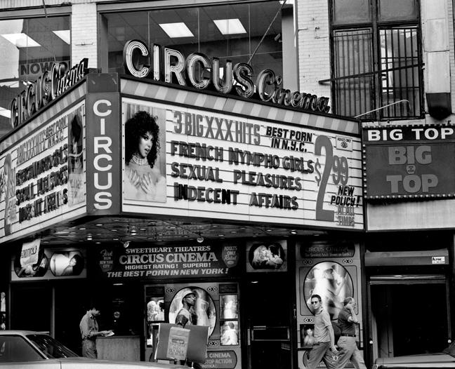 Circus Cinema
