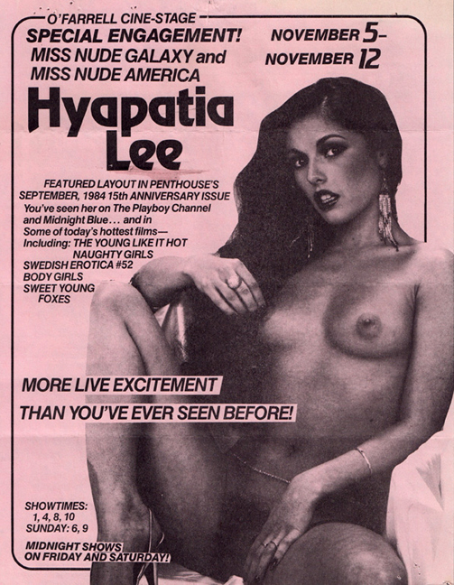 Hyapatia Lee