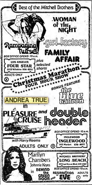 Andrea True