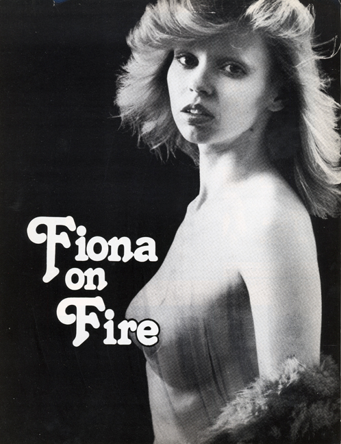 Fiona on Fire