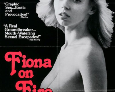 'Fiona on Fire' (1978) – Still Photographs from the Set