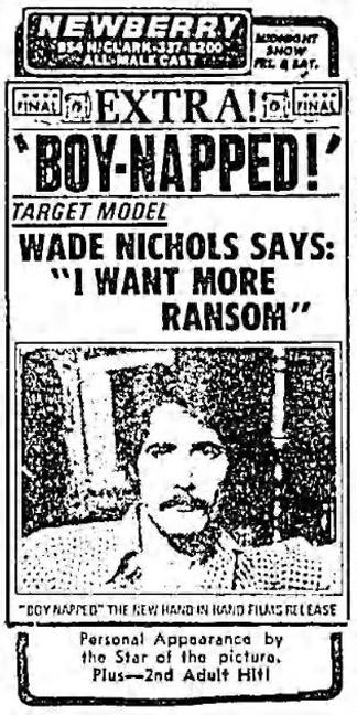 Wade Nichols